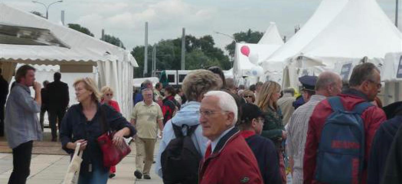 Wissenschaftsmarkt 2009