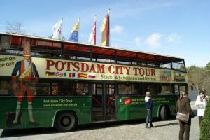 Wissenschaftstour Potsdam